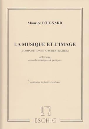 Maurice COIGNARD - Music and image - Livre - di-arezzo.co.uk