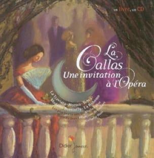 GUIBERT Françoise de / NOVI Nathalie - Callas: an invitation to opera - Livre - di-arezzo.com