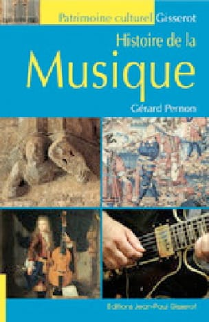 Gérard PERNON - History of music - Livre - di-arezzo.co.uk