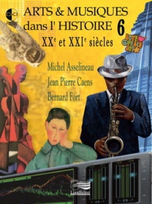 Arts et musiques dans l'histoire, volume 6 - laflutedepan.com