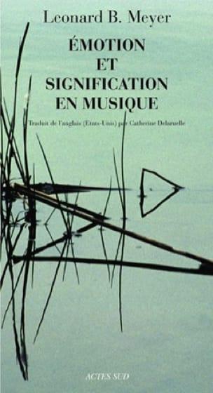 Emotion et signification en musique - laflutedepan.com