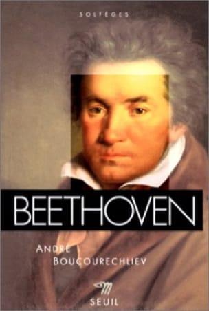 Beethoven - André BOUCOURECHLIEV - Livre - laflutedepan.com