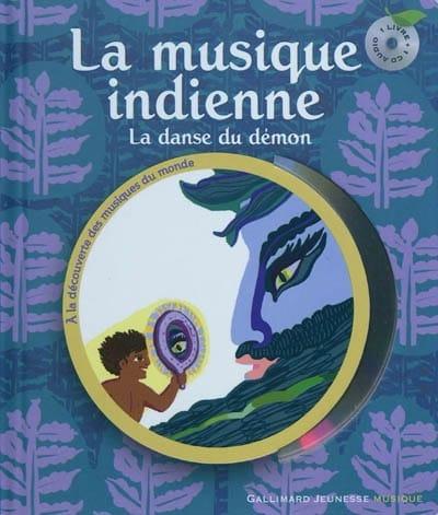 La musique indienne - Muriel BLOCH - Livre - laflutedepan.com