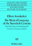 The Musical Language of the Twentieth Century laflutedepan.com