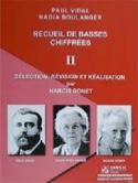 Recueil de basses chiffrées, vol. 2 Narcis BONET laflutedepan.com