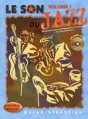 Le son du jazz, vol. 1 Derek SÉBASTIAN Livre laflutedepan.com