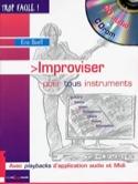 Improviser pour tous instruments Eric BOELL Livre laflutedepan.com