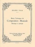Précis technique de composition musicale Julien FALK laflutedepan.com