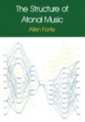 The structure of atonal music Allen FORTE Livre laflutedepan.com
