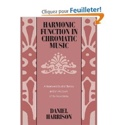 Harmonic function in chromatic music : a renewed dualist theory laflutedepan.com