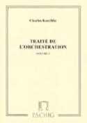 Traité de l'orchestration vol. 4 Charles KOECHLIN laflutedepan.com