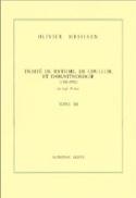 Traité de rythme, de couleur et d'ornithologie - Tome 3 - laflutedepan.com