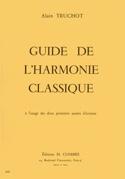 Guide de l'harmonie classique - Alain TRUCHOT - laflutedepan.com