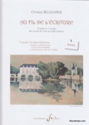 Au fil de l'écriture : 2ème recueil (textes) - laflutedepan.com