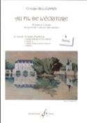 Au fil de l'écriture : 3ème recueil (textes) laflutedepan.com