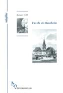 L'école de Mannheim - Romain FEIST - Livre - laflutedepan.com