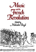 Music and the French Revolution BOYD Malcolm (dir.) laflutedepan.com