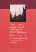 Paris-Prague : voyage musical en compagnie de Guy Erismann - laflutedepan.com