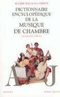 Dictionnaire de la musique de chambre, Volume 1 laflutedepan.com