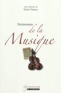 Dictionnaire de la musique VIGNAL Marc Livre laflutedepan.com