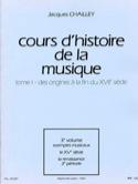 Cours d'histoire de la musique : Tome 1 vol. 3 laflutedepan.com