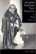 Securing baritone, bass-baritone and bass voices (Livre en anglais) - laflutedepan.com