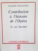 Contribution à l'histoire de l'Opéra - Le cas Sacchini - laflutedepan.com