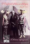 Avant-scène opéra (L'), n° 127 : L'enfant et les sortilèges - L'Heure espagnole - laflutedepan.com