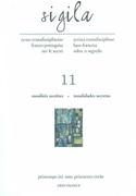 Sigila, n° 11 Tonalités secrètes Tonalidades secretas laflutedepan.com