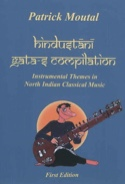 Hindustani gata-s compilation Patrick Moutal Livre laflutedepan.com