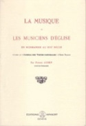 La Musique et les musiciens d'église en Normandie au XIIIe siècle - laflutedepan.com