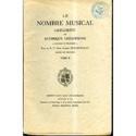 Le nombre musical grégorien ou rythmique grégorienne - Tome 2 laflutedepan.com