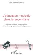 L'éducation musicale dans le secondaire laflutedepan.com