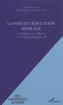 La voix et l'éducation musicale laflutedepan.com