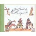 Mon carnet de musique - Anne Ramat - Livre - laflutedepan.com