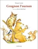 Grognon l'ours Austin Margot / Morgan Richard Lyon laflutedepan.com