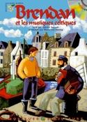 Brendan et les musiques celtiques Gabriel YACOUB laflutedepan.com