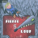 Pierre et le Loup PROKOFIEV Serge / PEF Livre laflutedepan.com