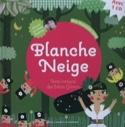 Blanche-Neige - Grimm Jacob / Grimm Wilhelm - Livre - laflutedepan.com