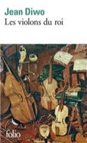 Les violons du roi Jean DIWO Livre Les Instruments - laflutedepan.com