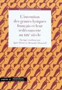 L'invention des genres lyriques français et leur redécouverte au XIXe siècle laflutedepan.com