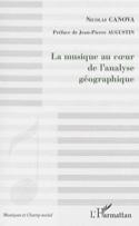 La musique au coeur de l'analyse géographique - laflutedepan.com