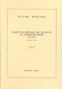 Traité de rythme, de couleur, et d'ornithologie - 8 volumes (OCCASION) laflutedepan.com