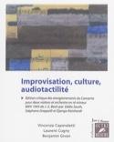Improvisation, culture, audiotactilité. - laflutedepan.com