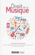Droit de la musique Jérôme HUET Livre Les Sciences - laflutedepan.com