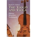 The violin and viola - Sheila M. NELSON - Livre - laflutedepan.com
