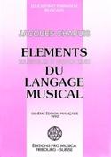 Eléments solfègiques et harmoniques du langage harmonique laflutedepan.com