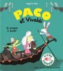Paco et Vivaldi HUCHE François LE Livre laflutedepan.com