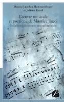 L'œuvre musicale et poétique de Maurice Racol laflutedepan.com