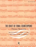 The Craft of Tonal Counterpoint Thomas BENJAMIN Livre laflutedepan.com